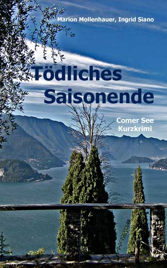 "The ghost thriller ""Tödliches Saisonende"" in Castello di Vezio on Lake Como"