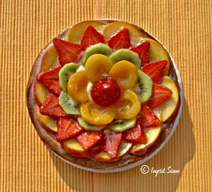 Rezept Crostata Tutti Frutti
