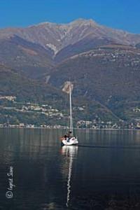 Autumn at Lake Como