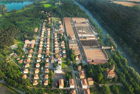 Villaggio Crespi d'Adda, Lombardei