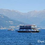 Traghetto on Lake Como