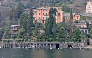 Villa Le Rose, Moltrasio on Lake Como