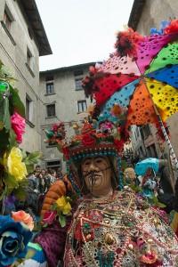 Karneval in Schignano, die Schönen (Belli)