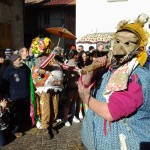 Carnevale Schignano above Lake Como