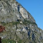 Chiesa San Martino on Lake Como