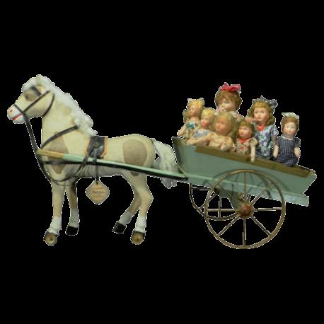 Spielzeugsammlung im Broletto in Como am Comer See