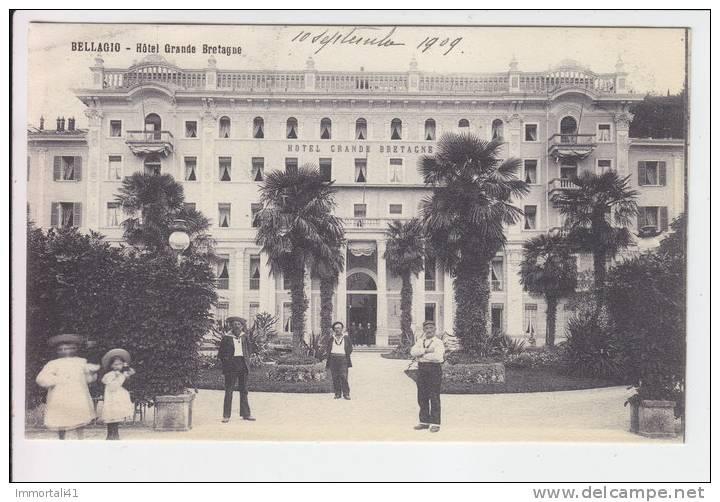 The Forgotten Luxury Hotel In Bellagio On Lake Como