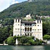 Palazzo Gallio, Gravedona on Lake Como