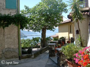 Olgiasca with a view on Lake Como