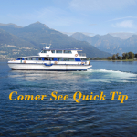 Comer See Quick Tip