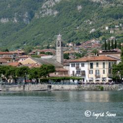 Lenno on Lake Como