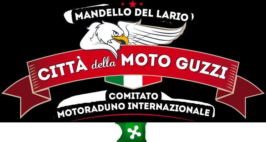 Città della Moto Guzzi in Mandello del Lario am Comer See