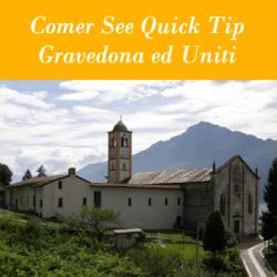 Lake Como Quick Tip: Gospel Concert in Gravedona ed Unitiy