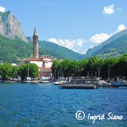 Lecco on Lake Como