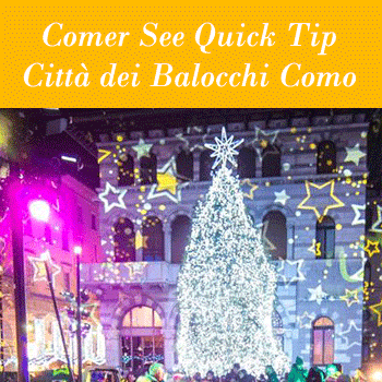 Quick-Tip-Christmas Tree on Lake Como
