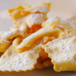 Chiacchiere, Italian carnival cookies