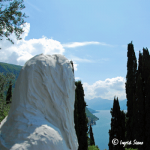 Ghosts in Castello di Vezio on Lake Como