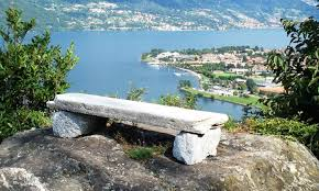 Sentiero del Viandante von Varenna nach Dervio am Comer See