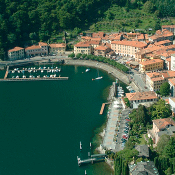 Dongo on Lake Como