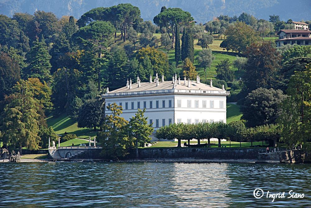 Villa Melzi in Bellagio am Comer See