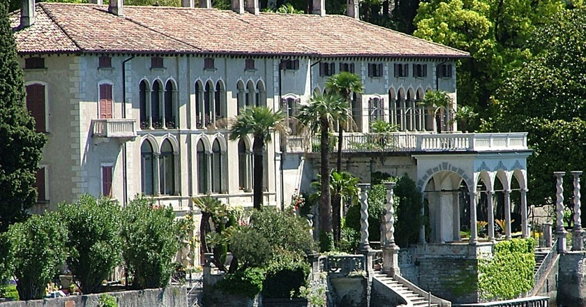 Villa Monastero in Varenna am Comer See