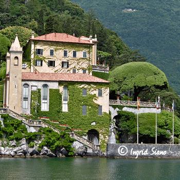 Villa del Balbianello am Comer See