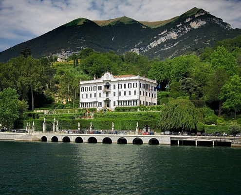 Villa Carlotta am Comer See